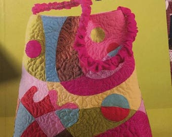 Quilted Bags & Purses by Mary Jo Hiney