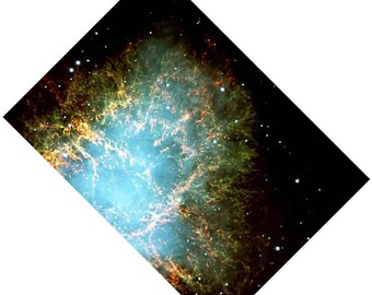 Passport Holder Cover Case  -- Nebula 1