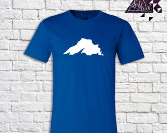 Lake Superior Silhouette T-Shirt