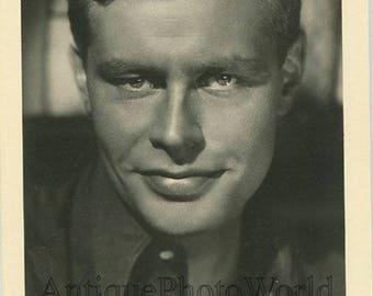 Volker von Collande German director actor antique hand signed photo pc