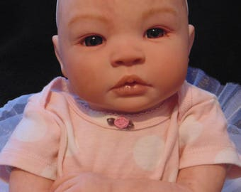 Made to order OOAK Shyann reborn doll