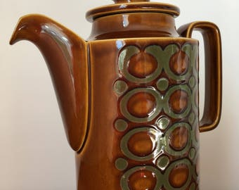 Hornsea Bronte coffee pot