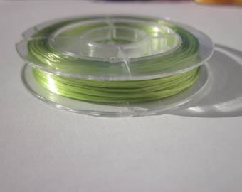 roll of 12 m of fine colored elastic thread (A39)