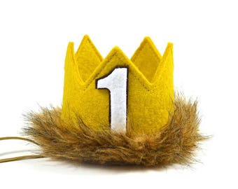 Wild One Birthday || Max Birthday Crown || King Of The Jungle || Wild One Birthday Crown || Where the Wild Things Are Party Supplies