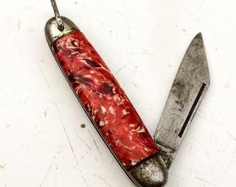 Vintage Pocket Knife Etsy