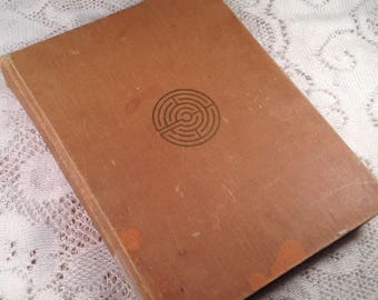 Man and His Symbols Jung First Edition 1964 Conceived and edited by Carl G. Jung