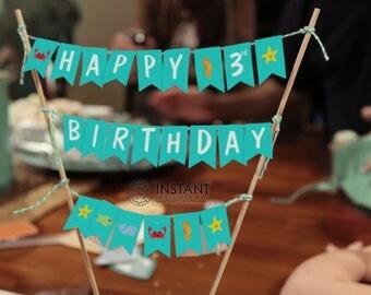 Octonauts cake topper Etsy UK