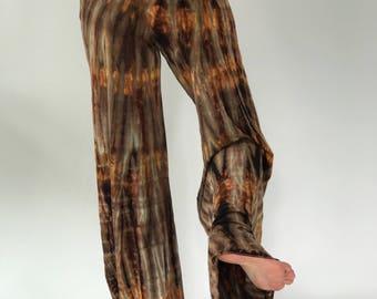 YG0051 Lady WIDE Leg tiedye Yoga Pants and Leggings,perfect for yoga super comfort, tiedye legging