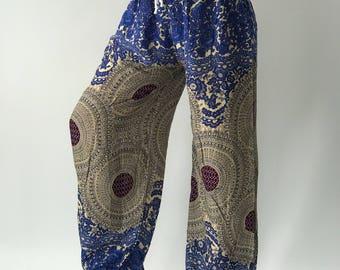 CH0040 Gypsy Pants Rayon Pants,Aladdin Pants Maxi Pants Boho Pants