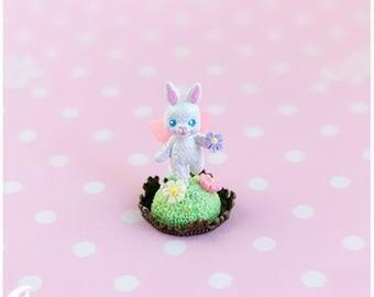 Fairy Bunny Necklace