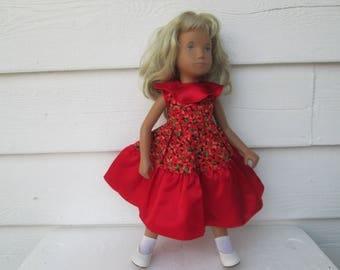"Sasha doll knit dress for Sasha dolls outfit 16 inch dolls Sasha doll clothing dolls outfit Sasha doll dresses puppenkleider 16""dolls"
