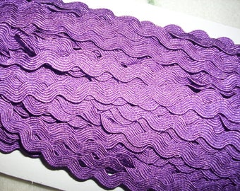 3m rickrack, purple (384)