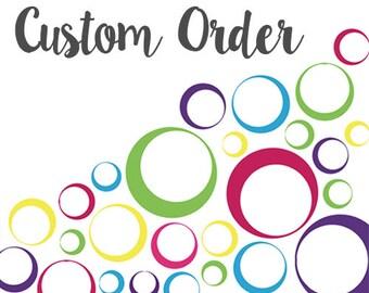 Custom Order for Umar
