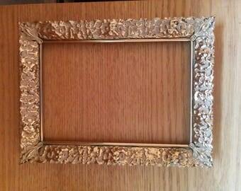 empty frame vintage 6X4 ''