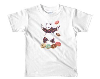 Nobody Move - Short sleeve kids t-shirt
