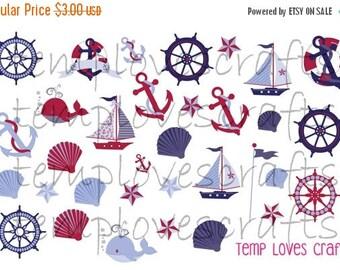 Weekend Sale Ahoy Clip art Set for ec life planner, happy planner, filofax, kikki k, or any planner or scrapbooking