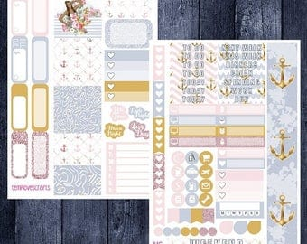 Weekend Sale Nautical Kit for Personal Planner