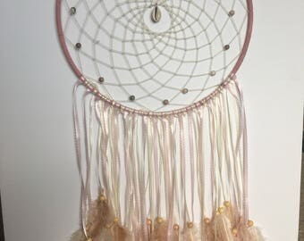 Pink Sands Dreamcatcher