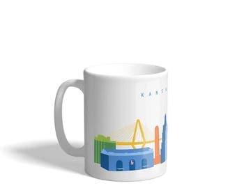 Kansas City Missouri Panoramic Mug