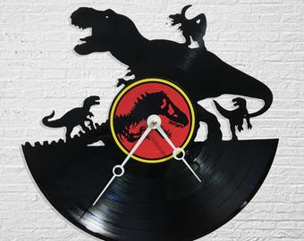 T-rex Vs Raptors Record Clock