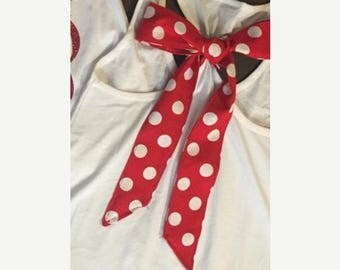 SHOP SALE Bow Only for Back of Tank