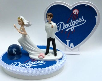 angels baseball wedding cake topper wedding cake topper new york yankees ny baseball themed 10763