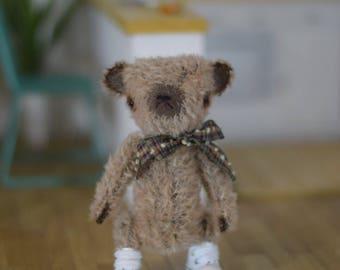Teddy bear, teddy bear handmade with love