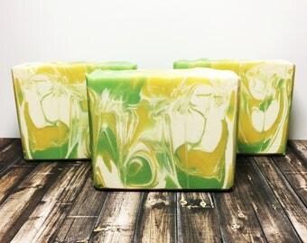 Avobath Type Soap, Handmade Soap, Cold Process Soap, Bar Soap, Artisan Soap