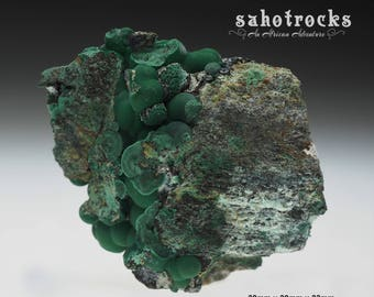 Malachite,chrysocolla and hydrohetaerolite-Skorpion mine Namibia