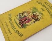1946 Edition of Alice's Adventures in Wonderland - Lewis Carroll - Paperback - Penguin Books