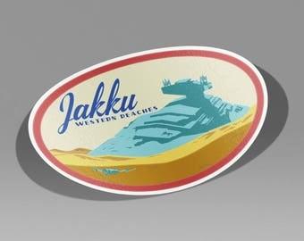 Jakku Sticker