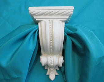 Curtain Rod Shelf Etsy