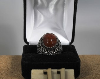 ring for men or women in 925 Silver