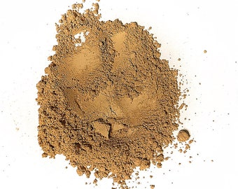 HONEYNUT Loose Mineral Foundation - Natural Mineral Makeup Vegan Gluten free