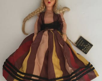 Vintage Peggy Nisbet Doll
