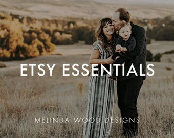 Improve Your Etsy Sales | Etsy Guide, SEO, Promoted Listings, Etsy Promotions, Etsy Handbook, Seller Handbook, Keywords, How To Sell Items