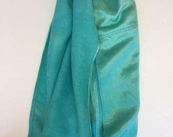 Baby Carrier Wrap, Water Ring Sling, Silk Baby Carrier, Baby Sling, Baby Shower, Hand Dyed, Aloha and Light, AlohaandLight