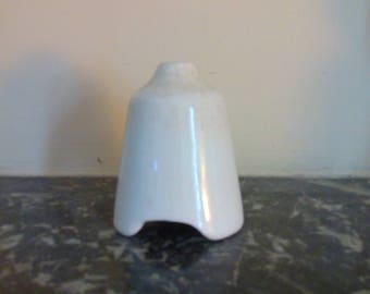 Vintage  Ceramic Pie Funnel Chimney