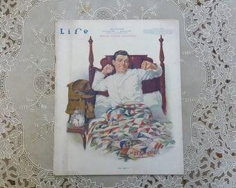 Life Magazine January 23 1919