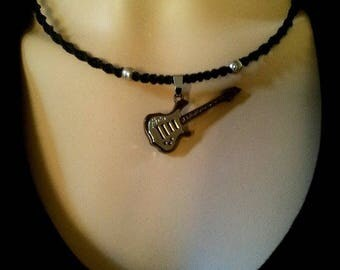ROCK AND ROLL neck Choker