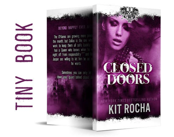 Closed Doors (Autographed)