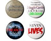 Supernatural Kevin Tran 1...