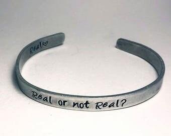 Hunger Games - Real or not real? Bracelet