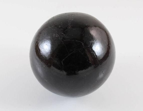 Black Tourmaline Sphere, M-736