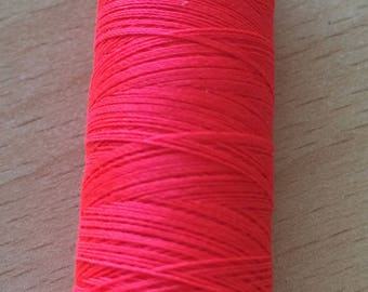 Wire 3837 red neon effect