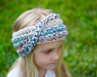 Headband Pattern, Crochet Pattern, Knit Pattern, Crochet Headband, Women's Headband, Ear warmer Pattern, Kids Headband Pattern, Knit Hat,
