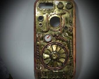 iPhone 8 PLUS, Steampunk Case , BIG FAN.