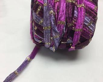 Pink Gypsy Yarn