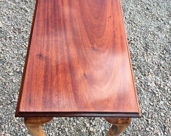 Hall table occasional table