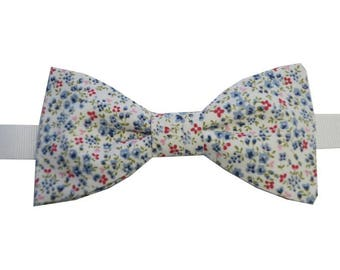 Bow tie liberty to straight edges